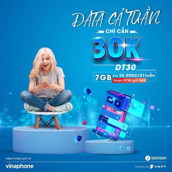 Hướng dẫn cách đăng ký gói cước 5G Vinaphone - Sim Thăng Long